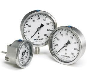 1008 Industrial Pressure Gauge Ashcroft