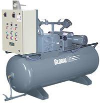 GlobalVac Vacuum Pump System