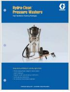 Industrial-cleaning-brochure-GRACO-Pressure-Washer