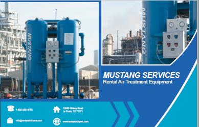 Desiccant Dryer Rentals - Brochure