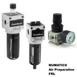 Numatics Air Preparation Product FRL