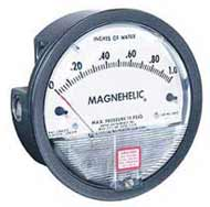 dwyer Magnehellic Gauge